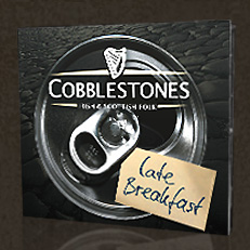 "CD ""Late Breakfast"" - Irish Folk"
