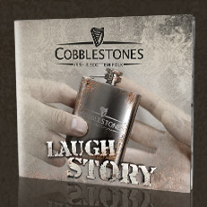 "CD ""Laughstory"" - Irish Folk"