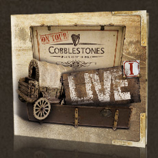 "CD ""Live On Tour Vol.I"" - Irish Folk"