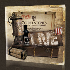 "CD ""Live On Tour Vol.II"" - Irish Folk"
