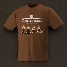 T-Shirt Men braun Puppies